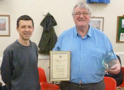 Chris Larlham Dimmie Fleming Award